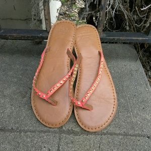 New Abercrombie & Fitch Flip Flops